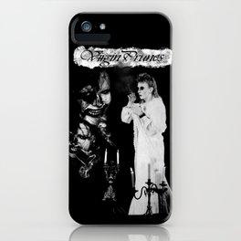Virgin Prunes Poster iPhone Case