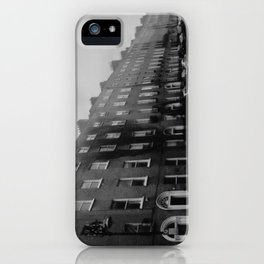 Dirty Old Town iPhone Case