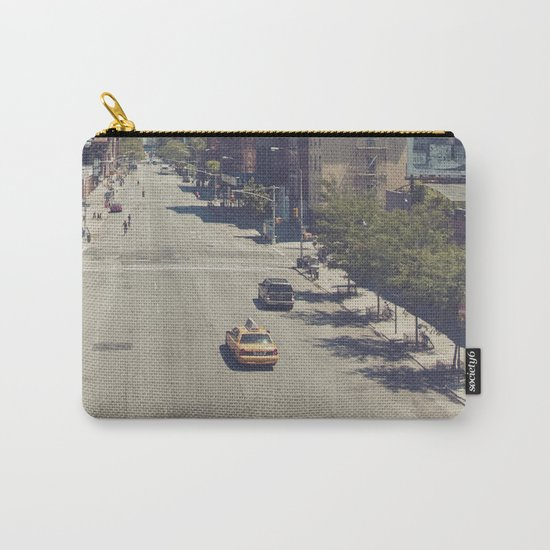taxi... Carry-All Pouch
