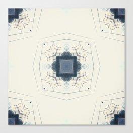 Neural  Canvas Print