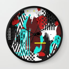 Untitled afternoon Wall Clock