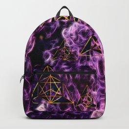 Purple Twilight Backpack