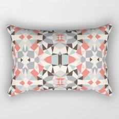 Mod Hues Tribal Rectangular Pillow