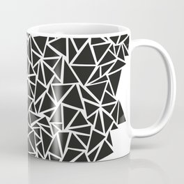 Triangle Maze Coffee Mug