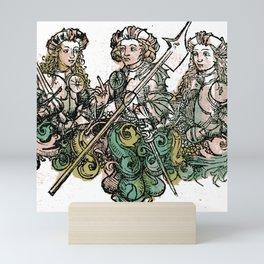 Amazons Mini Art Print