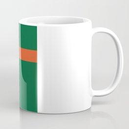 Orange Ninja Turtles Michelangelo Coffee Mug