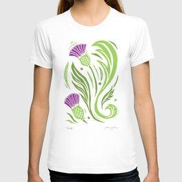 Thistle - Color T-shirt