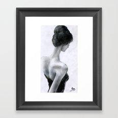 Elusive Framed Art Print