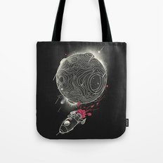Galactic Mission Tote Bag