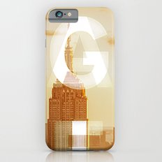 GEARS of NYC Slim Case iPhone 6
