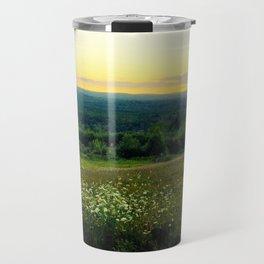 New Hampshire Countryside Travel Mug