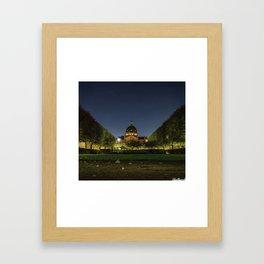 Clear Night Framed Art Print