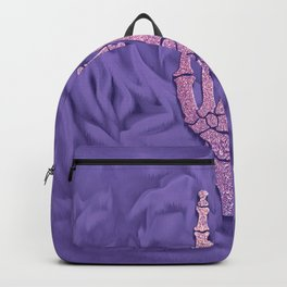 A touch of glitter Backpack