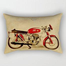 Ducati Sport 1954 Rectangular Pillow