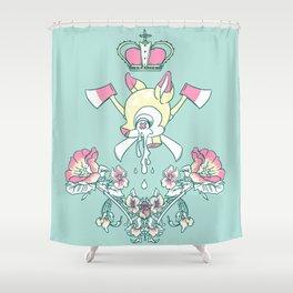 King Bambi Shower Curtain