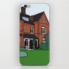 Cambridge struggles: Lucy Cavendish iPhone Skin