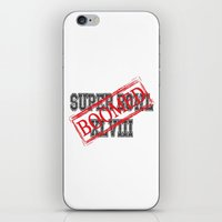 seahawks iPhone & iPod Skins featuring Seahawks' Super Bowl WIN by kltj11