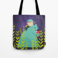 Night adventures Tote Bag