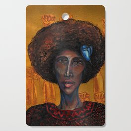 Denise Oliver Velez (Young Lords Party Series) Cutting Board