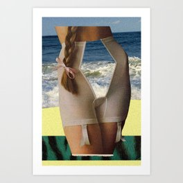 untitled two Art Print