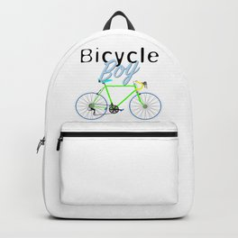 Bicycle Boy – June 12th – 200th Birthday of the Bicycle Backpack