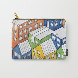 House on house Carry-All Pouch
