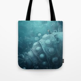 Nausicaa - The Poison Forest Tote Bag