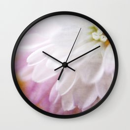 Colorfully Autum Wall Clock