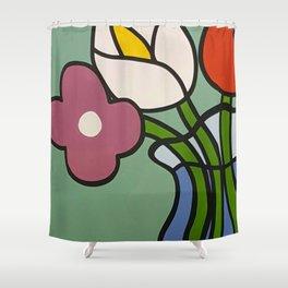 Wabi Sabi #85 Shower Curtain