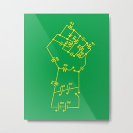 Re-Volt Metal Print