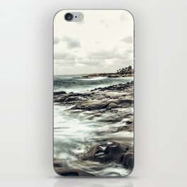 The Whispering Tide iPhone Skin