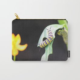 Monarch Caterpillar 1 Carry-All Pouch