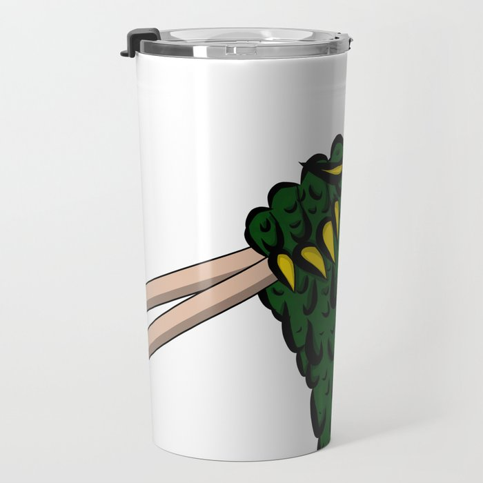 Drum till you Ooze Travel Mug