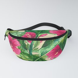 My Tropical Garden 25 Fanny Pack