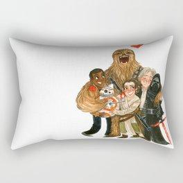 Force Awakens Hug! Rectangular Pillow