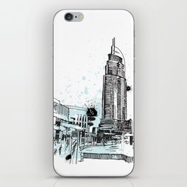 Dubai iPhone Skin