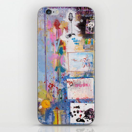 It's opener out there in the wide open air iPhone & iPod Skin