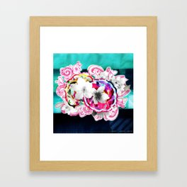 Cerejeira (Cherry - Prunus cerasus) Framed Art Print