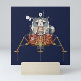 Apollo Lunar Module Mini Art Print