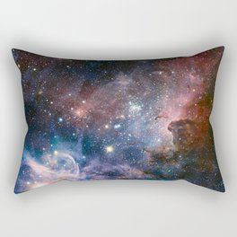 The Carina Nebula Rectangular Pillow