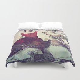 Consolation Duvet Cover