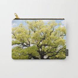 Tree at Osaka Castle Carry-All Pouch