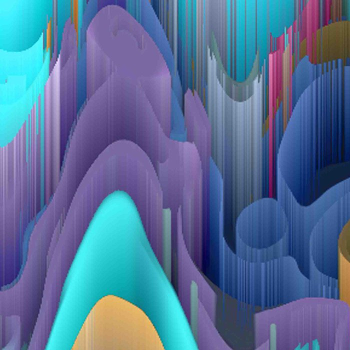 labyrinth mountains Leggings