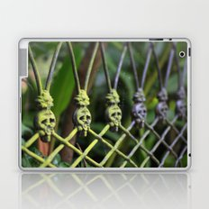 New Orleans - Anne Rice Fence Laptop & iPad Skin