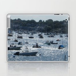Sunlit Harbor Laptop & iPad Skin