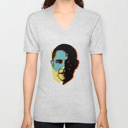 Obama 1 Unisex V-Neck