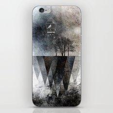 TREES over MAGIC MOUNTAINS I iPhone Skin