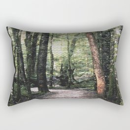 Franklin-Gordon Wild Rivers National Park  Rectangular Pillow