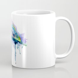 Watercolor Sea Turtle Coffee Mug