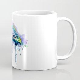 Watercolor Sea Turtle Coffee Mug